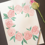 Hand painted Watercolour art prints