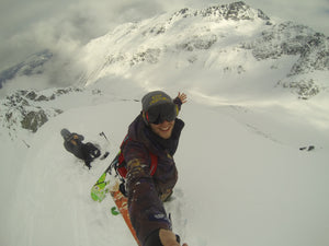 All The Way Up | Blackcomb Glacier