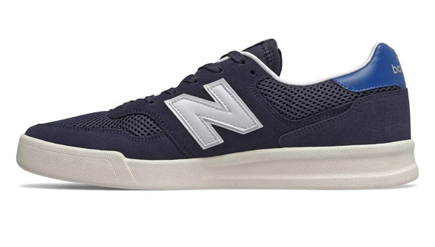 New Balance mens 300 pigment white belmont army navy WaxiStash