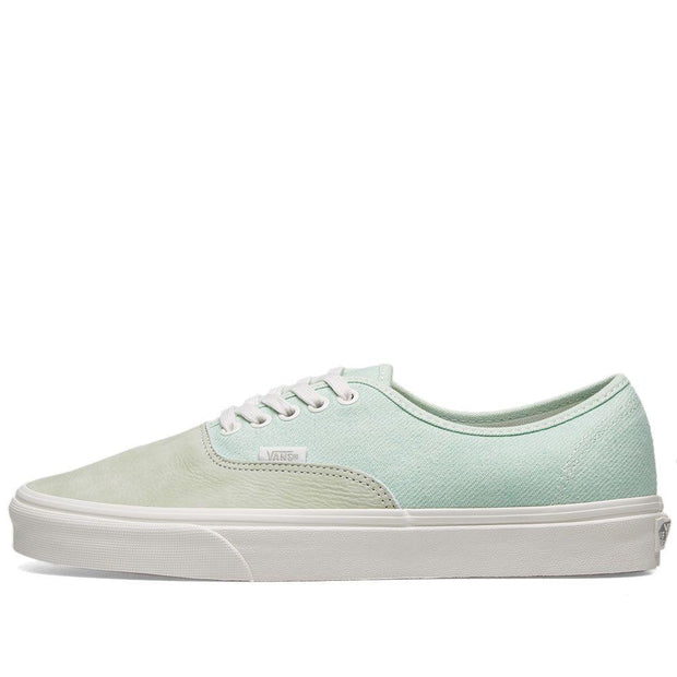 Vans authentic washed nubuck belmont army WaxiStash