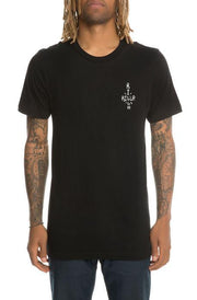 Cross Bones blk Shirt
