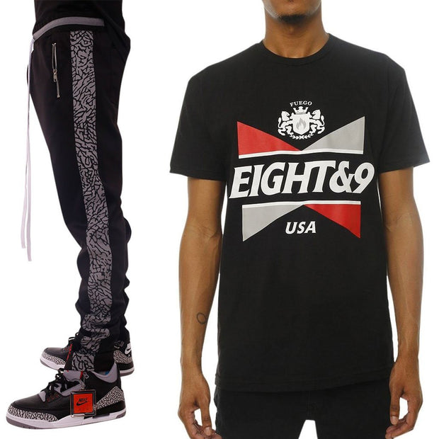 No Squares T Shirt Cement 3