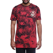 Justice SS T Shirt Red