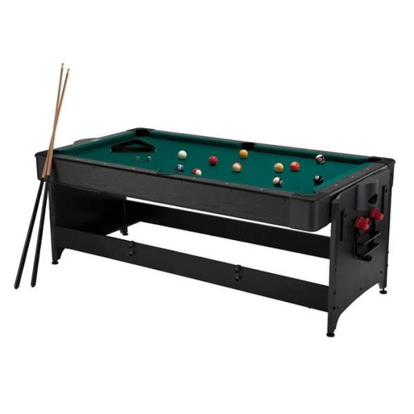 Fat Cat Original Pockey Table - Billiards Side - The Rec Room Game Company