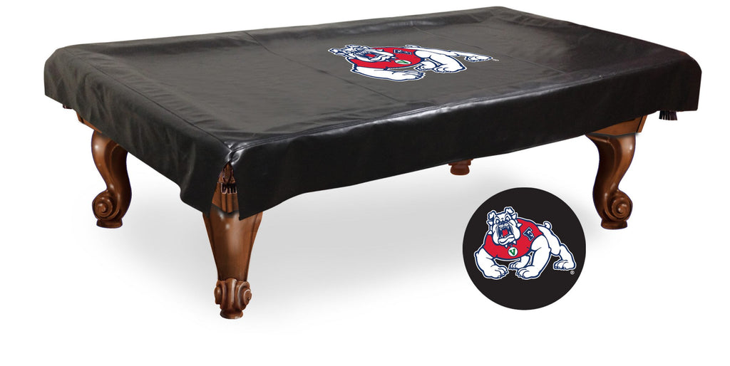 Fresno State University Billiard Table Cover