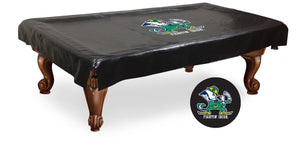 Notre Dame (Leprechaun) Billiard Table Cover