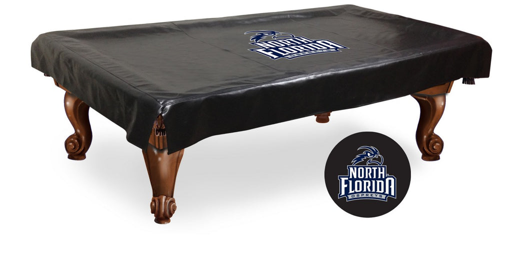 University of North Florida Billiard Table Cover