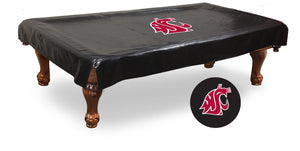 Washington State University Billiard Table Cover
