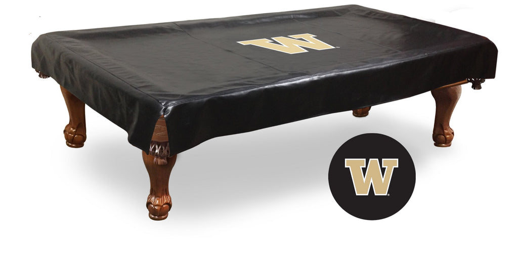 University of Washington Billiard Table Cover