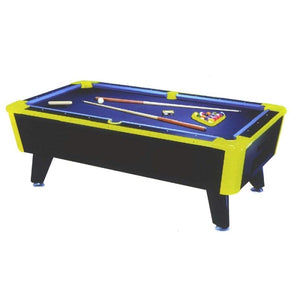 Great American Neon Lites Billiard Table and Accessories