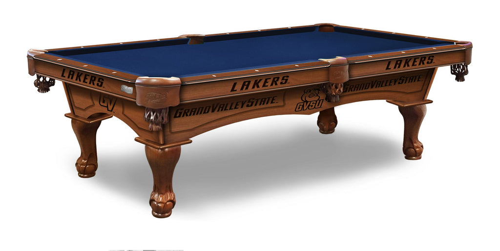 Grand Valley State University Billiards Table - The Rec Room Game Company