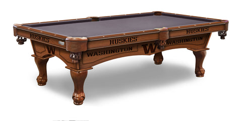University of Washington Billiards Table - The Rec Room Game Company