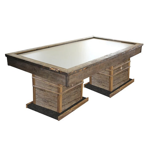 Image of Performance Games Tradewind RL Air Hockey Table with Dual Pedestal