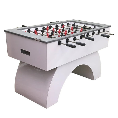 Image of Performance Games Sure Shot IS Foosball Table With Curved Legs - The Rec Room Game Company