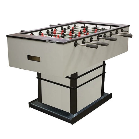 Performance Games Sure Shot IS Foosball Table With Pedestal - The Rec Room Game Company