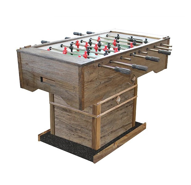 Sure Shot RL Foosball Table with Pedestal by Performance Games