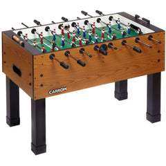 Carrom Burr Oak Foosball Soccer Table-Carrom-The Rec Room Game Company
