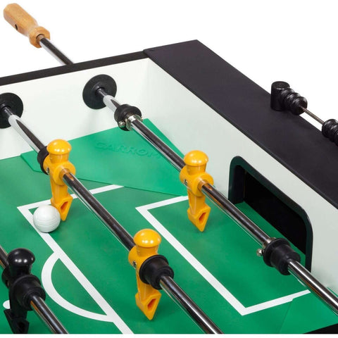 Carrom Signature Foosball - Moroccan, Partially Assembled-Carrom-Air Hockey Table Zone