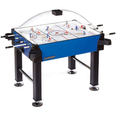Carrom Signature Stick Hockey w/legs Blue-Carrom-The Rec Room Game Company