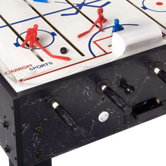 Carrom Super Stick Hockey Table, Red