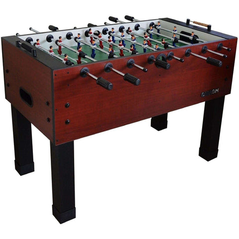 Carrom Wild Cherry Foosball Table-Carrom-The Rec Room Game Company