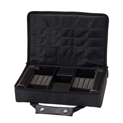 Image of Casemaster Classic Black Nylon Dart Case 36-0900-01-Casemaster-The Rec Room Game Company