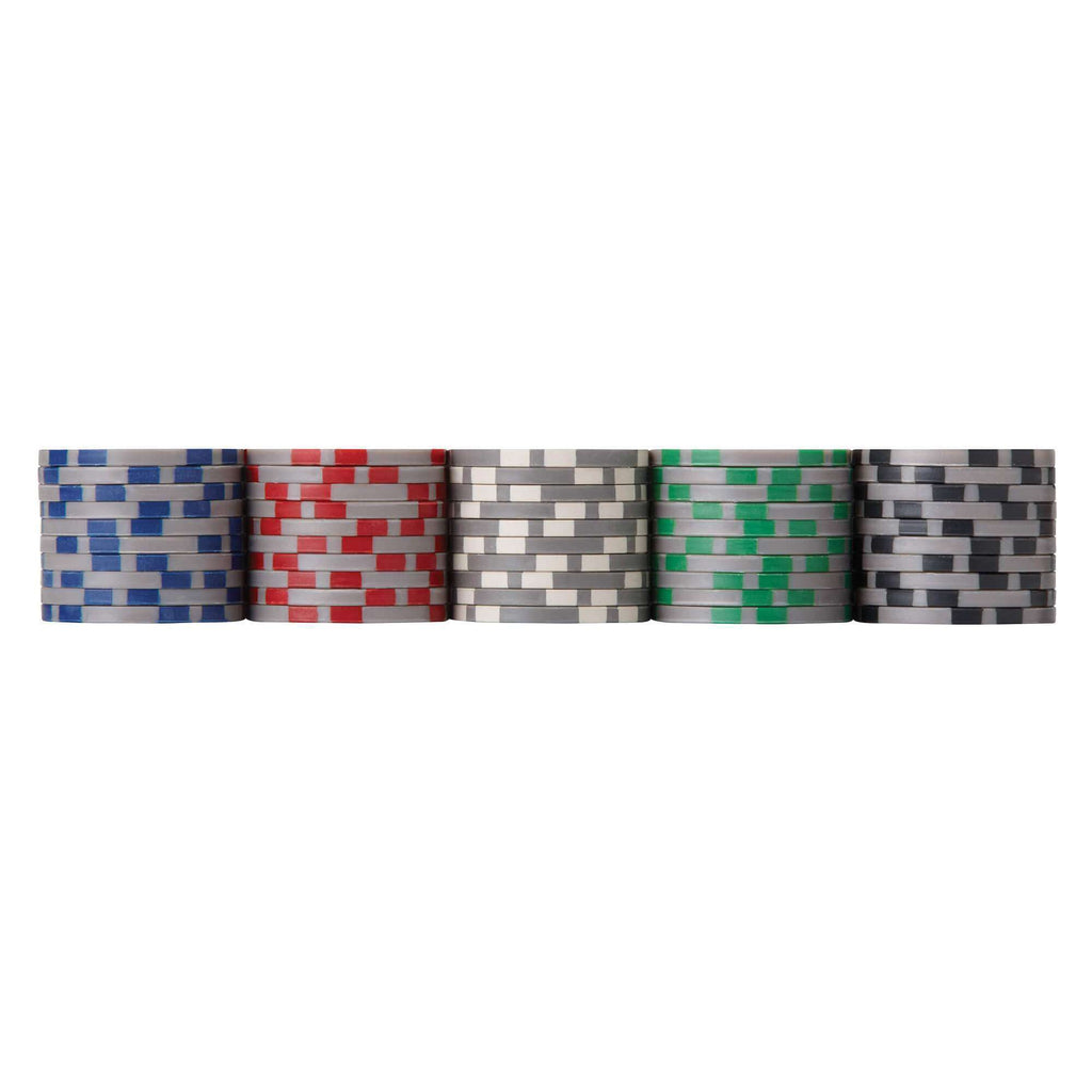 Fat Cat Bling 13.5 Grams 500 Ct Poker Chip Set-Fat Cat-The Rec Room Game Company