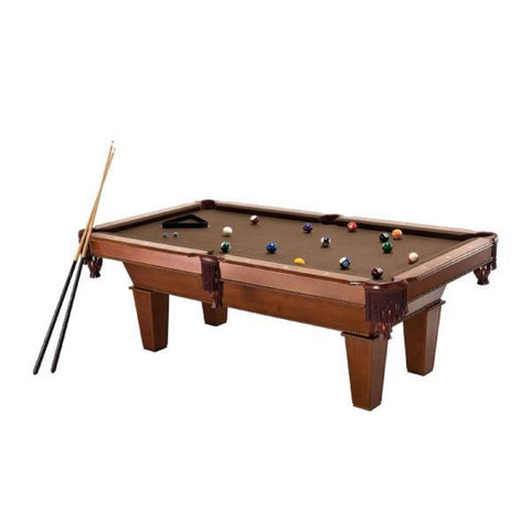 Fat Cat Frisco 7' Billiard Table with Accessories - The Rec Room Game Company