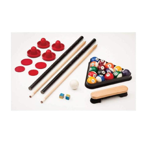 Fat Cat Original Pockey 2 In 1 Game Table Billiards and Air Hockey-Fat Cat-Air Hockey Table Zone