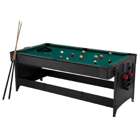 Image of Fat Cat Original Pockey 2 In 1 Game Table Billiards and Air Hockey-Fat Cat-The Rec Room Game Company