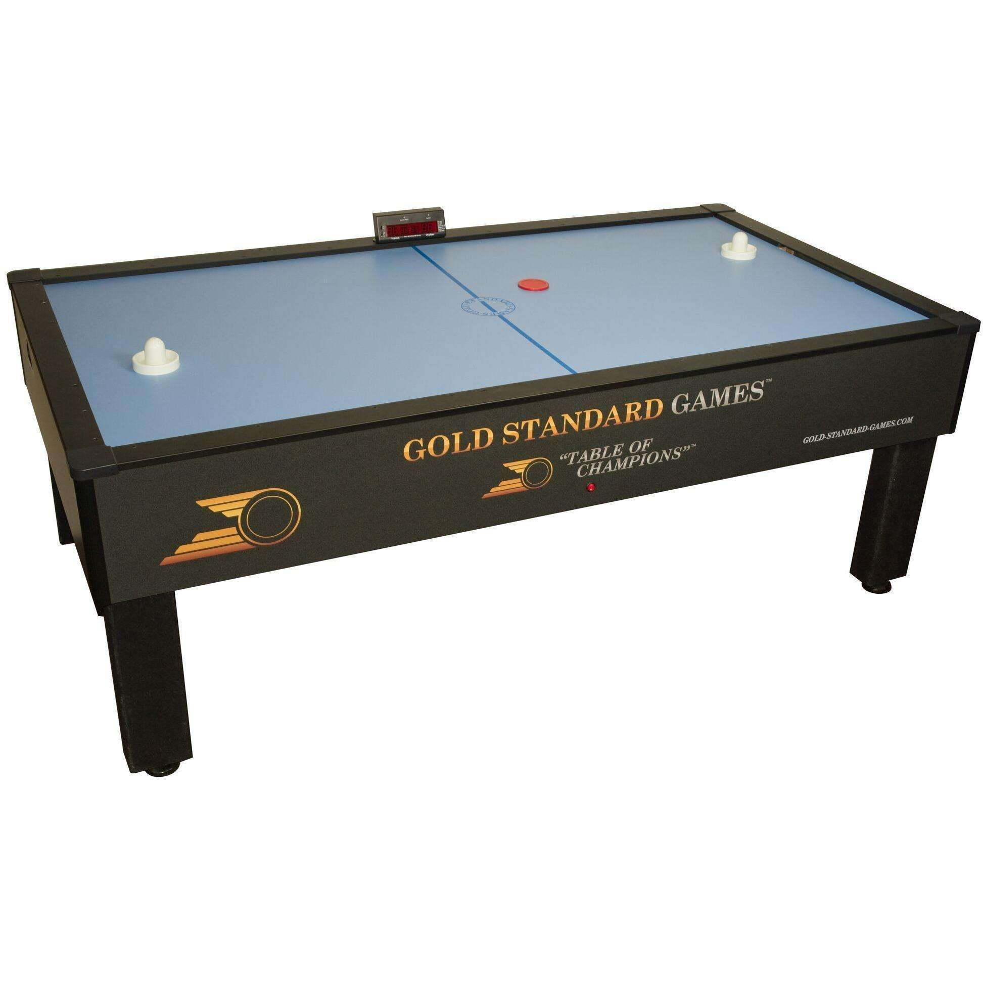 Gold Standard Games 7\' Home Pro Elite 2 Player Adult Air Hockey ...