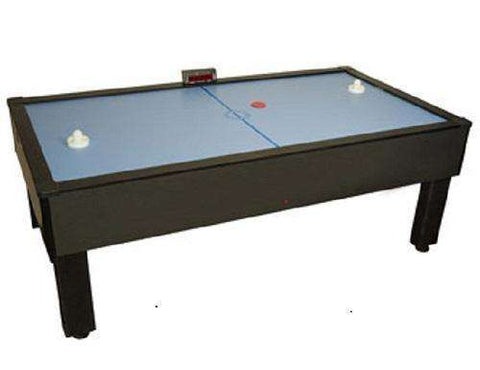 Gold Standard Games 7' Home Pro Elite Air Hockey Table (No Graphics)-Gold Standard Games-Air Hockey Table Zone