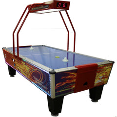 Gold Standard Games Gold Flare Home Elite Air Hockey Table-Gold Standard Games-The Rec Room Game Company