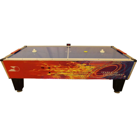 Gold Standard Games Gold Pro Air Hockey Table-Gold Standard Games-The Rec Room Game Company