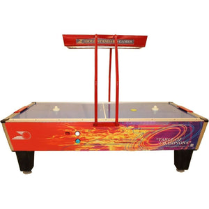 Gold Standard Games Gold Pro Elite Air Hockey Table-Gold Standard Games-The Rec Room Game Company