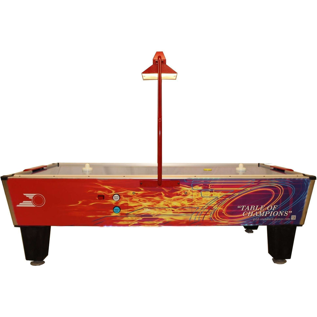Gold Standard Games Gold Pro Plus Air Hockey Table Gold Standard Games Air  Hockey