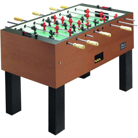 Gold Standard Games Pro Foos III Home Foosball Table-Gold Standard Games-The Rec Room Game Company