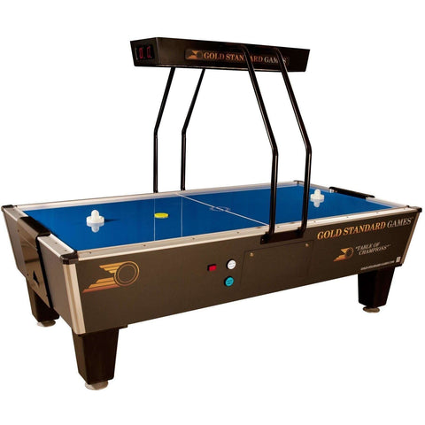 Gold Standard Games Tournament Pro Elite Air Hockey Table-Gold Standard Games-The Rec Room Game Company