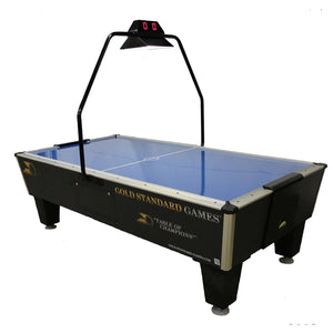 Gold Standard Games Tournament Pro Plus Air Hockey Table-Gold Standard Games-The Rec Room Game Company