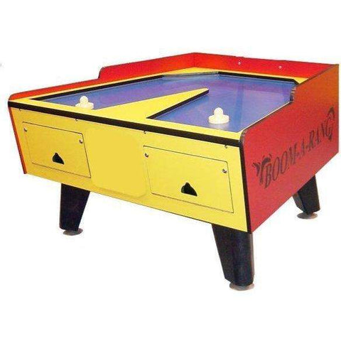 Great American Boom-A-Rang Face Off Air Hockey Non-Electric Scoring-Great American-The Rec Room Game Company