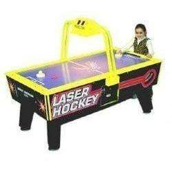 Great American Jr. Laser Hockey Table Non Coin-Great American-Air Hockey Table Zone