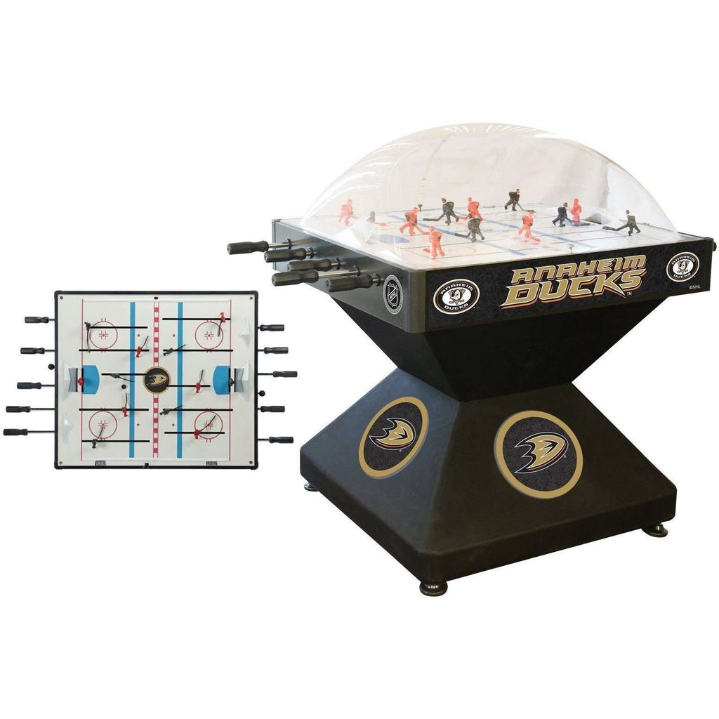 Holland Bar Stool Co Anaheim Ducks Deluxe Dome Hockey Game-Holland Bar Stool Company-The Rec Room Game Company