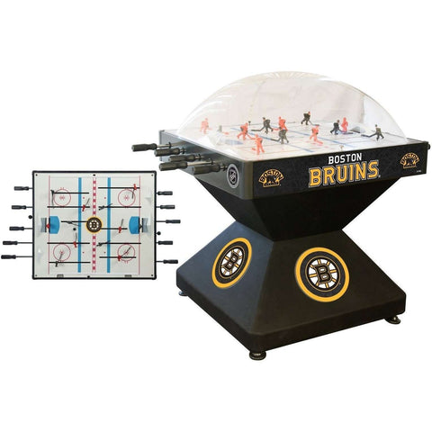 Holland Bar Stool Co Boston Bruins Deluxe Dome Hockey Game-Holland Bar Stool Company-The Rec Room Game Company