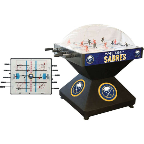 Holland Bar Stool Co Buffalo Sabres Deluxe Dome Hockey Game-Holland Bar Stool Company-The Rec Room Game Company