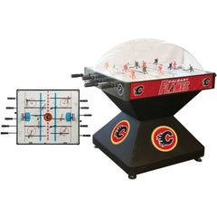 Holland Bar Stool Co Calgary Flames Deluxe Dome Hockey Game-Holland Bar Stool Company-Air Hockey Table Zone