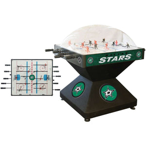 Holland Bar Stool Co Dallas Stars Deluxe Dome Hockey Game-Holland Bar Stool Company-The Rec Room Game Company