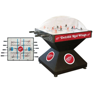 Holland Bar Stool Co Detroit Red Wings Deluxe Dome Hockey Game-Holland Bar Stool Company-The Rec Room Game Company