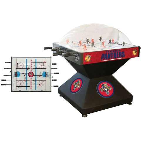 Holland Bar Stool Co Florida Panthers Deluxe Dome Hockey Game-Holland Bar Stool Company-Air Hockey Table Zone