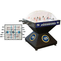 Holland Bar Stool Co Nashville Predators Deluxe Dome Hockey Game-Holland Bar Stool Company-Air Hockey Table Zone