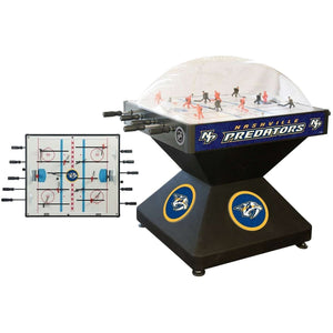Holland Bar Stool Co Nashville Predators Deluxe Dome Hockey Game-Holland Bar Stool Company-The Rec Room Game Company